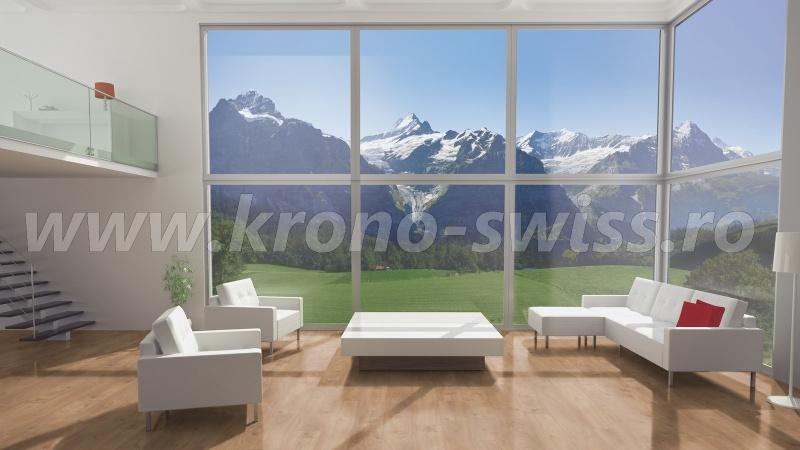 Kronoswiss Solid Chrome Zermatt Oak D3033CP-c
