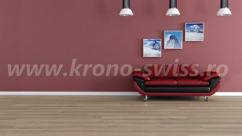 Parchet 10 mm Swiss Lifestyle Chalet Oak D3259CF-f