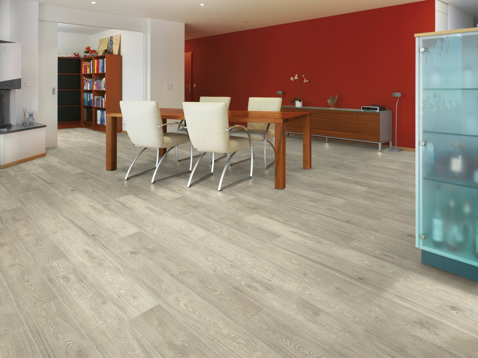 Parchet laminat Swiss Krono Grand Selection Pure Oak Sand CR 4196