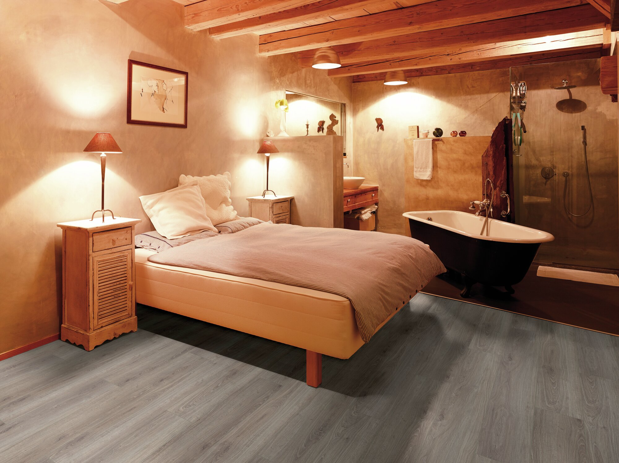 Parchet laminat Swiss Krono Solid D8014 New York Oak