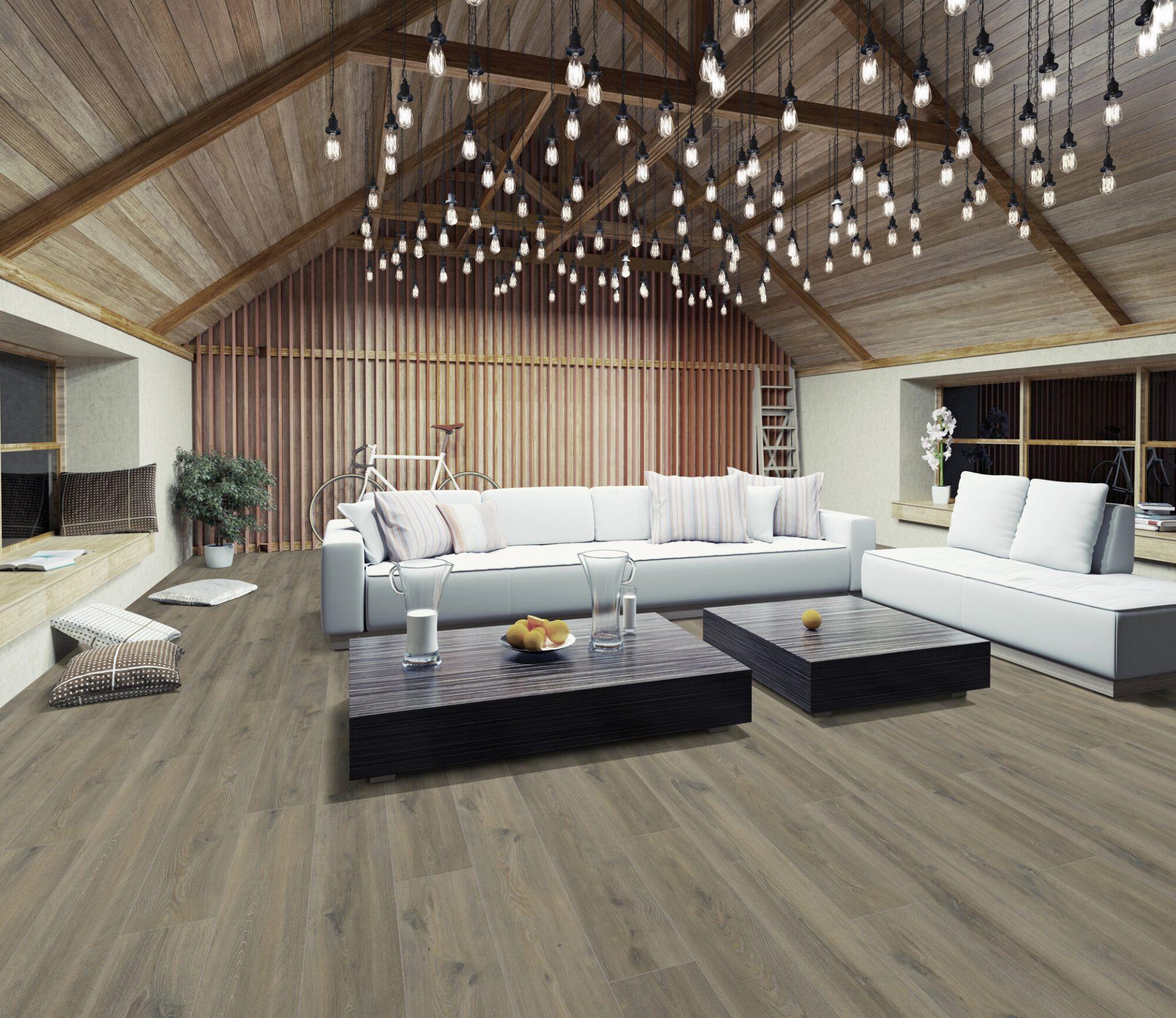 Parchet laminat rezistent la apa Swiss Krono Evolution D4516 Bronze Oak