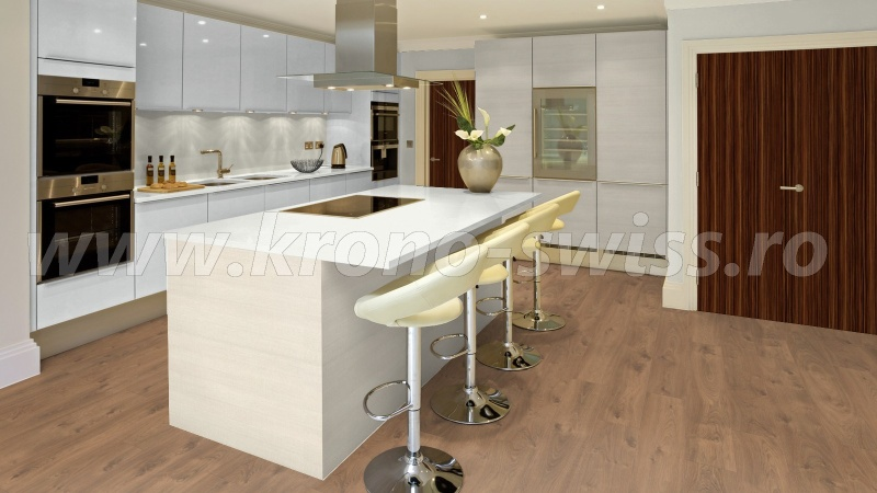 Solid Chrome Verbier Oak D3032CP-a
