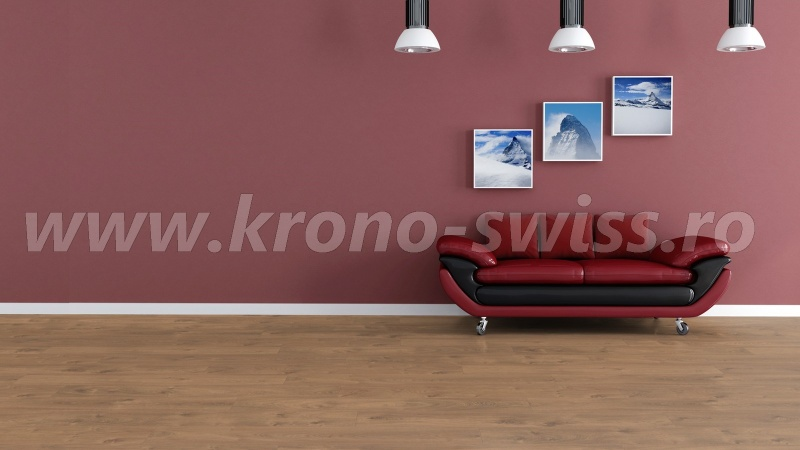 Solid Chrome Verbier Oak D3032CP-f