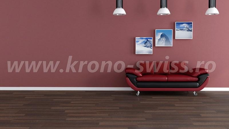 Swiss Noblesse Wenge Tropical D2420WG-e