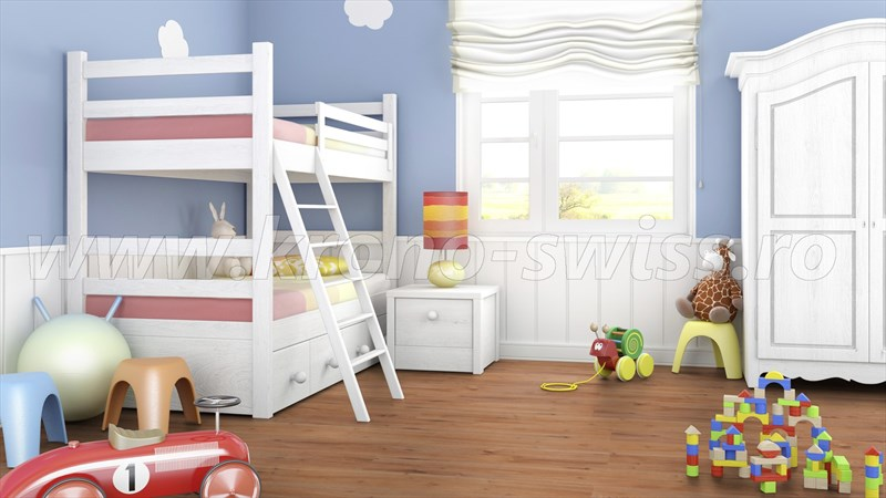 Swiss Solid D2708WG Butternut Dormitor