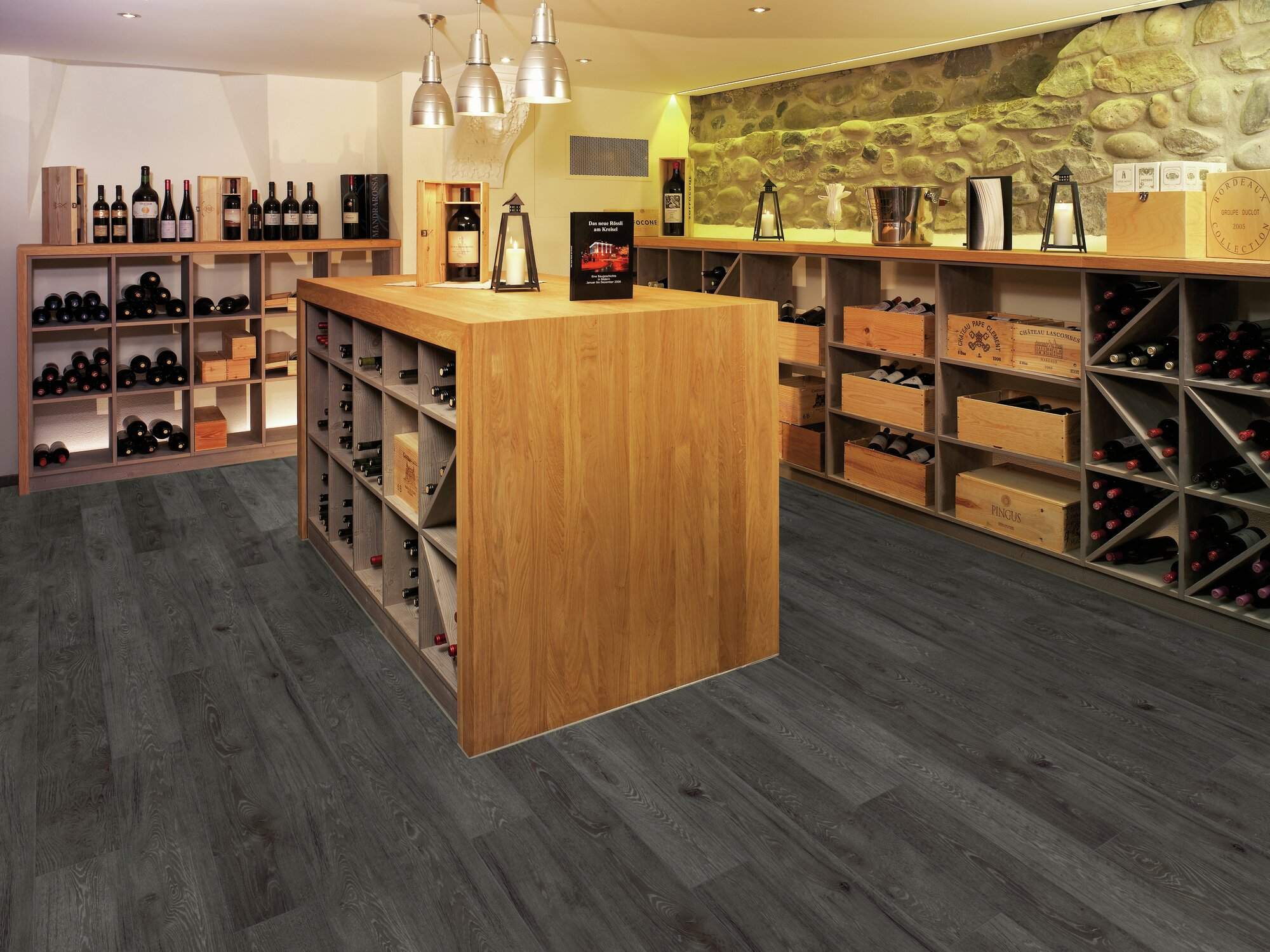 Parchet laminat Swiss Krono Grand Selection Pure Oak Umber CR 4197
